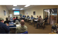 Yaskawa Drive Training in the Dykman Vancouver Training Classroom