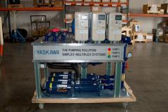 Yaskawa Drive Pumping Demo