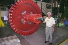 Allen & Large TECO Rotor