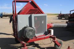 Toshiba Motor on OEM Farming Equipment